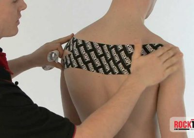 Kinesiology Tape for Postural Control