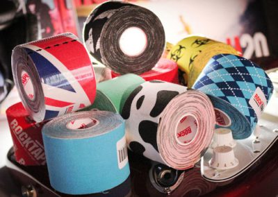The Evolution of  Kinesiology Tape: More Than Pretty Colours?